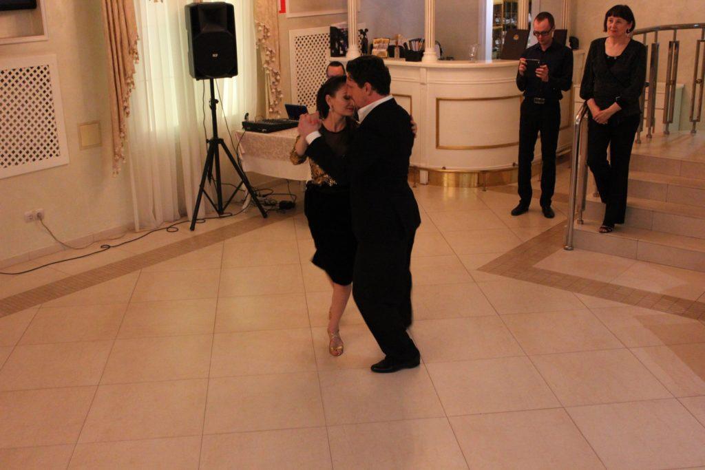 Аргентинское танго, уроки и вечеринки