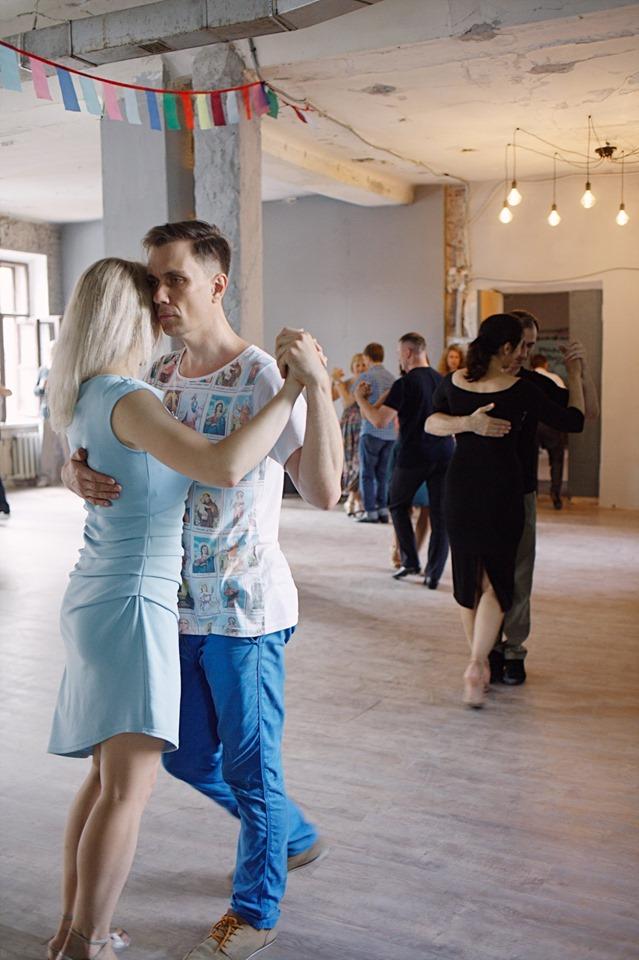 Уроки танго для взрослых