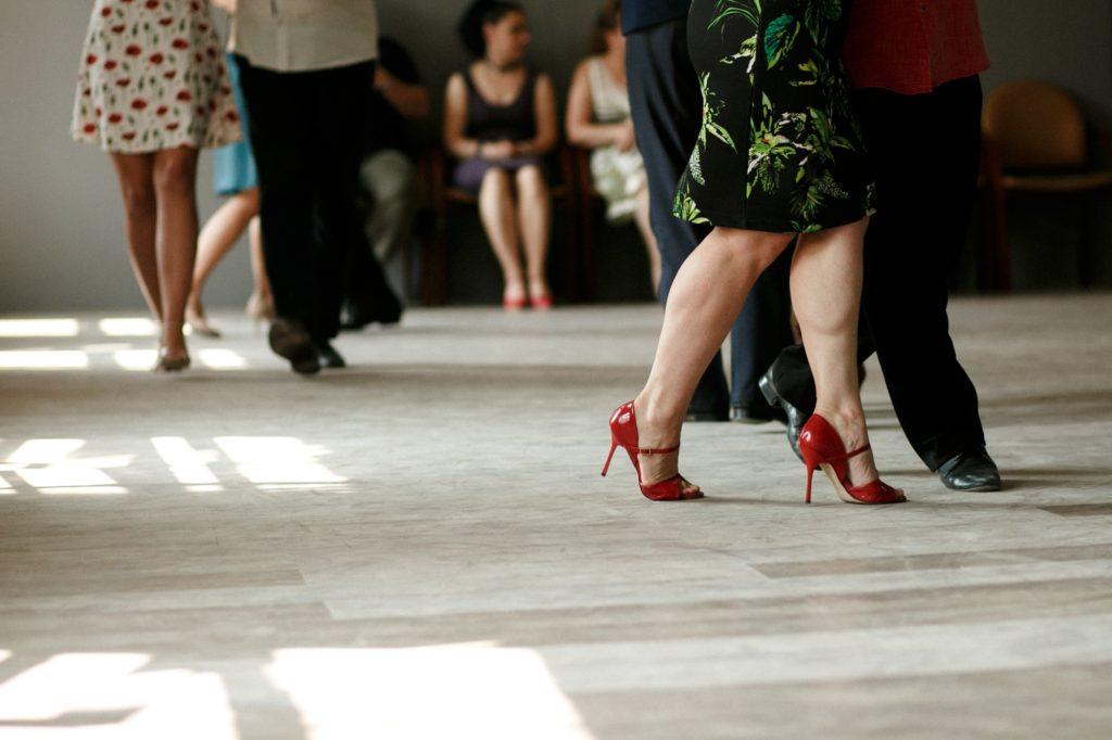 Парные танцы для взрослых