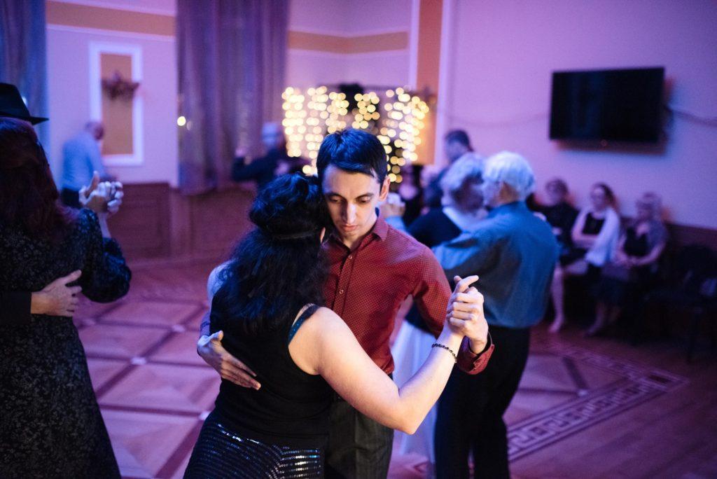 Аргентинское танго