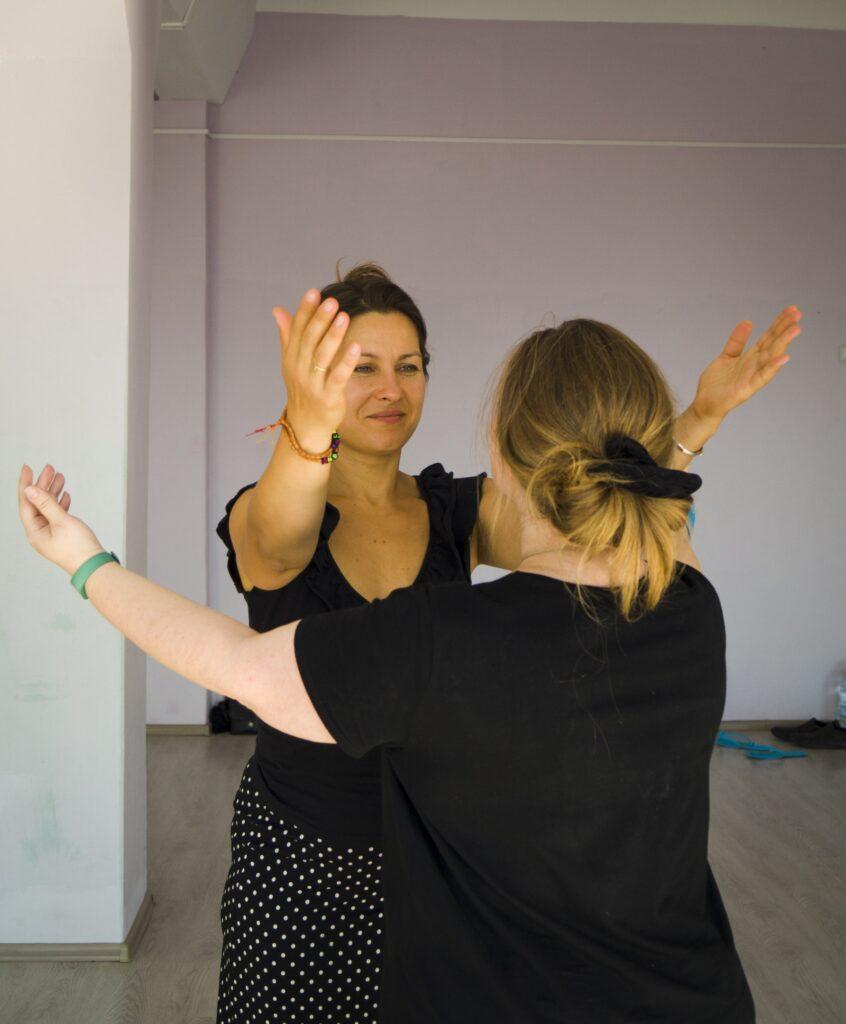Аргентинские танцы в Орле
