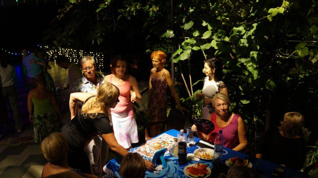 Парные танцы для взрослых в Орле