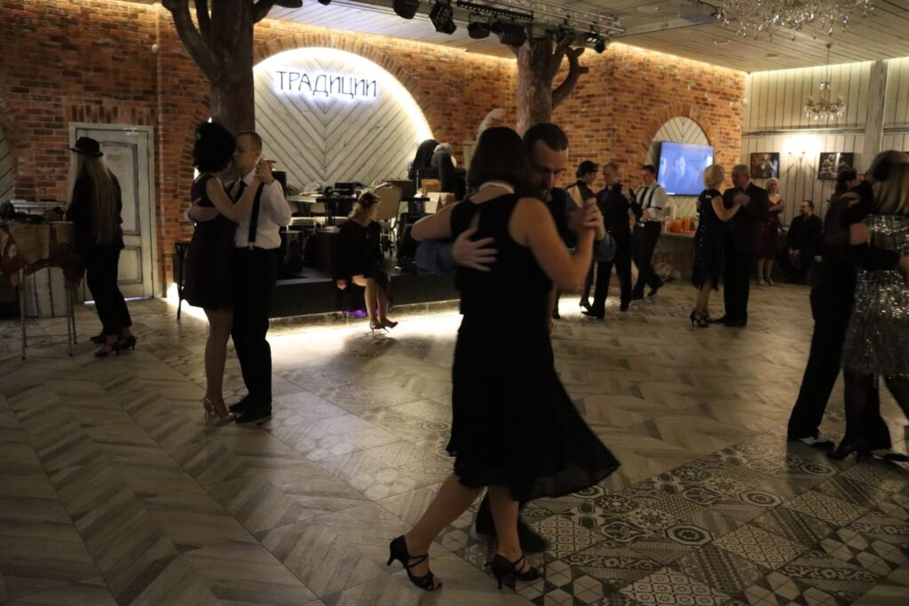 Аргентинское танго в Орле