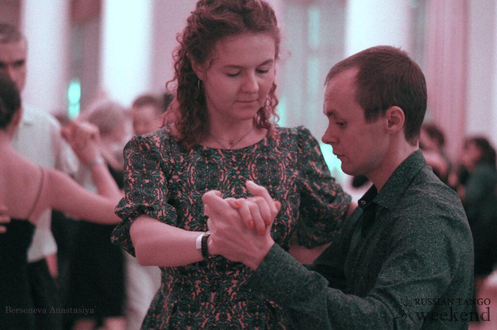 Парные танцы в Орле