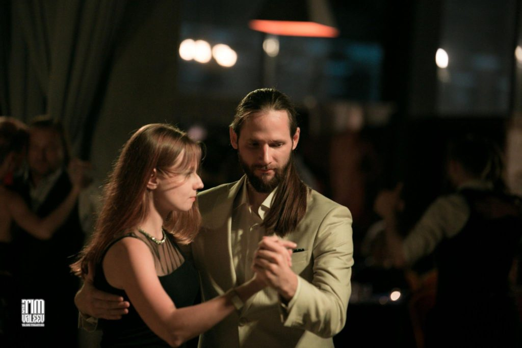 Клуб аргентинского танго Contigo, город Орел