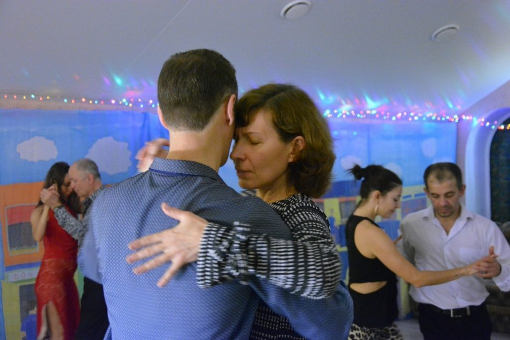 Танго в Орле